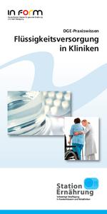 Flüssigkeitsversorgung in Kliniken